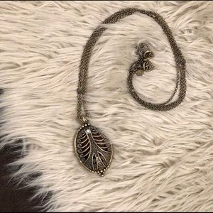 Lucky brand dual sided necklace